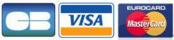 paiement sécurisé par cartes de crédit